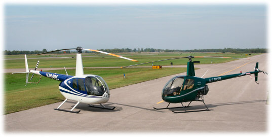 At Complete Helicopters, Inc. our service is tailored to your individual needs.